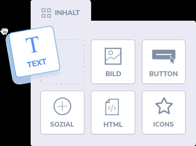 KlickTipp E-Mail-Editor